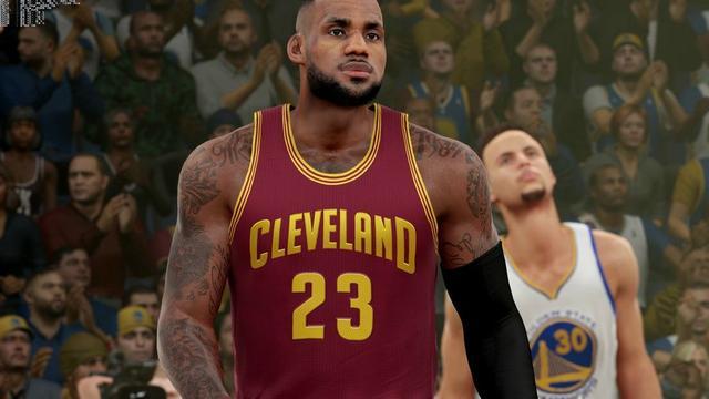 NBA亲自成立电竞联盟:只打篮球比赛 这靠谱吗?